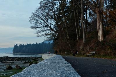 Vancouver, BC Canada - November 2013