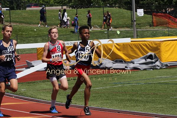 2017 AAU DistQual: 13 Boys 800m