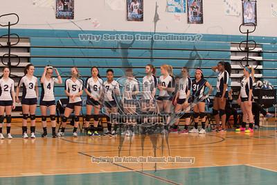 Varsity Volleyball 21Jan14