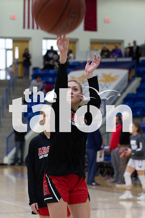 Lady Eagles Vs. Canyon (2-22-19)