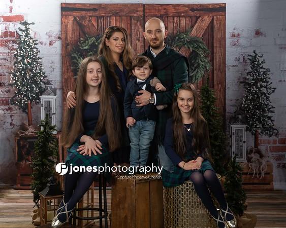 Alshorji Family Christmas 2020