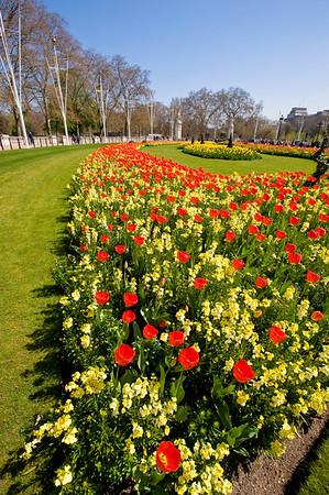 Victoria Memorial Gardens, London, United Kingdom