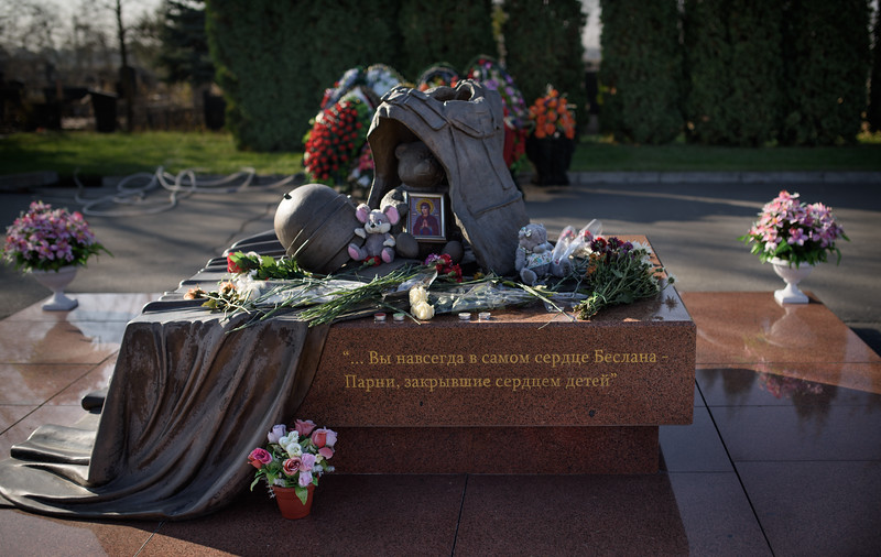 In memory of Murderers-Saviours