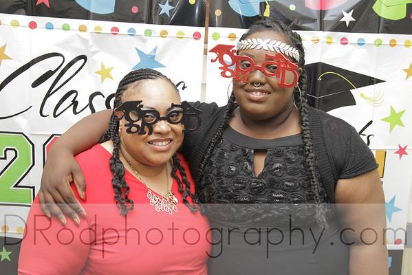 Tomaiah & Tiarra's Grad party