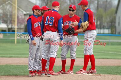 St. Clair V Baseball Ag. East Detroit