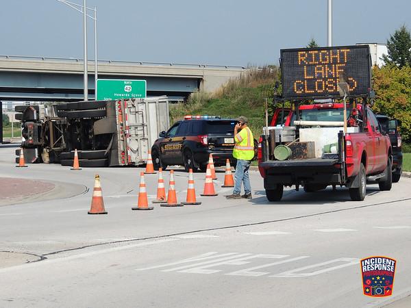 Highway 42 & Interstate 43