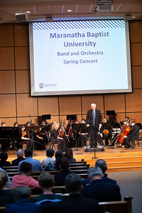 Band and Orchestra Spring 2018