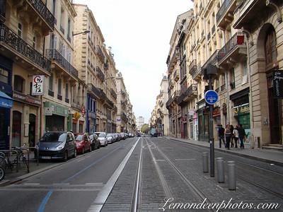 Avenues, Cours et Rues de Bordeaux