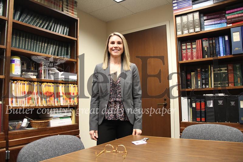Amanda Scarpo 29 of Oakmont New assistant DA