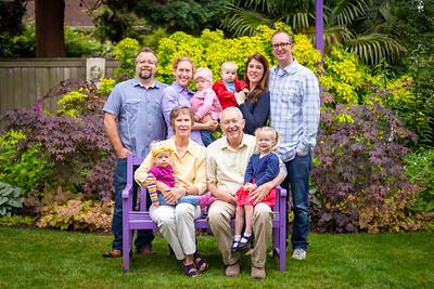 Rowe Family 2018