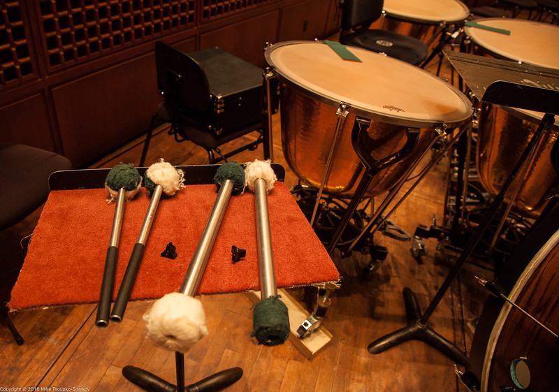 San Francisco Symphony: The Timpani and the Mallets