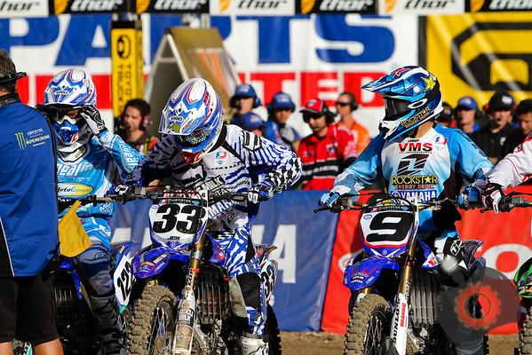 Anaheim 1 SX 2010 | 450 Practices
