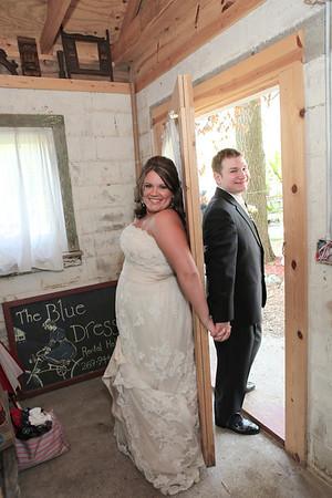 Brittney and Josh