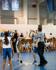 JV Girls v NCA 2-4-2012