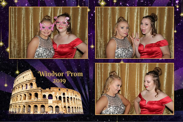 Windsor HS Prom