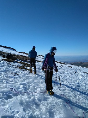 2 day Alpine Introduction Refresher course February 2020