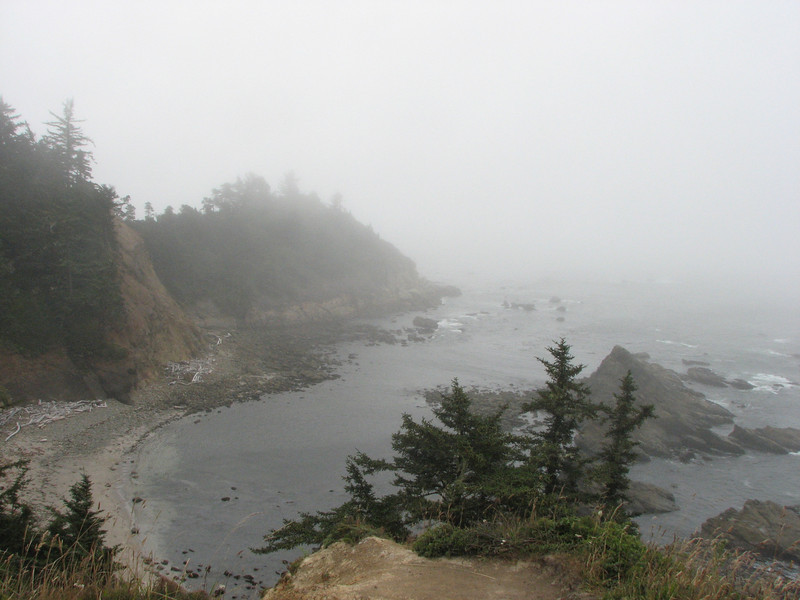 Day 5: Florence to Coos Bay