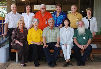 Thuringowa City Council councillors