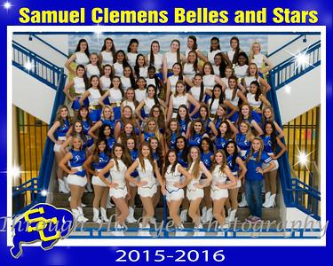 Samuel Clemens Belles & Stars