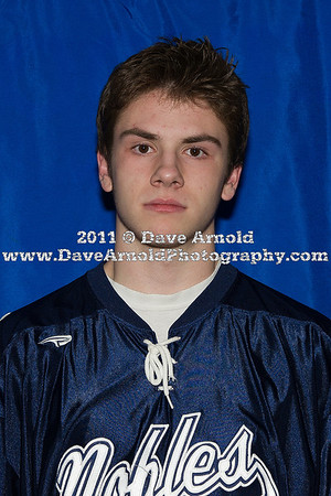 2/26/2011 - Boys Varsity Hockey - Senior Pictures and Individual Pictures
