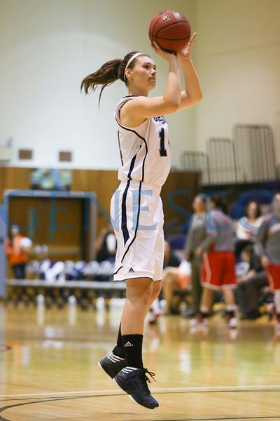 Women's Basketball vs. Cortland 12/04/12