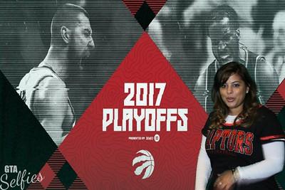 Raptors 2017 NBA Playoffs