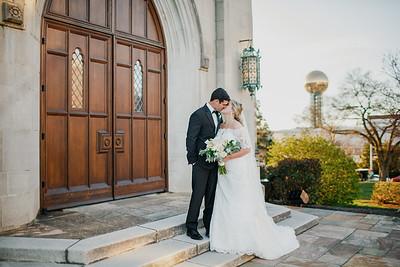 Sarah Lauren & D's Wedding
