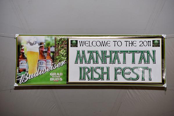 Manhattan Irish Fest XVII: The People