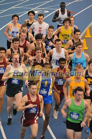 Men's 5K - by Dave - 2012 GVSU Big Meet