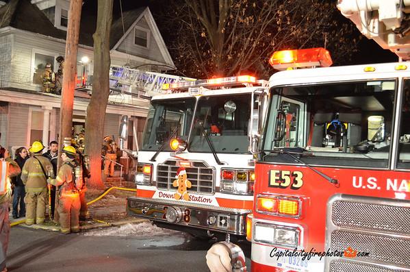 1/8/14 - Mechanicsburg Borough, PA - E. Marble St