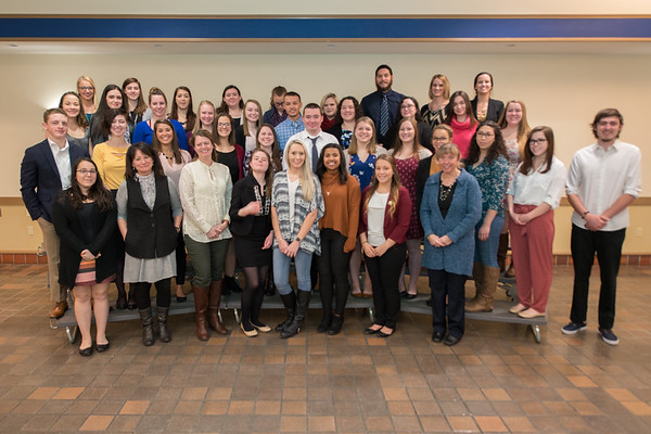 Psi Chi Induction 2017