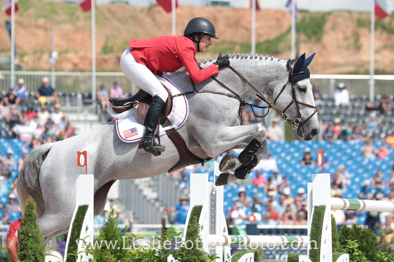 2018 FEI World Equestrian Games Tryon