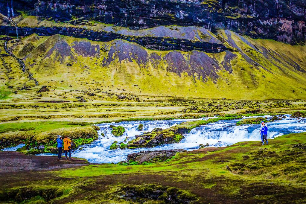 冰岛风采,一路欣赏