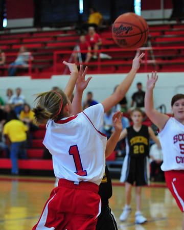 scms vs woodford co basketball girls 2009-2010