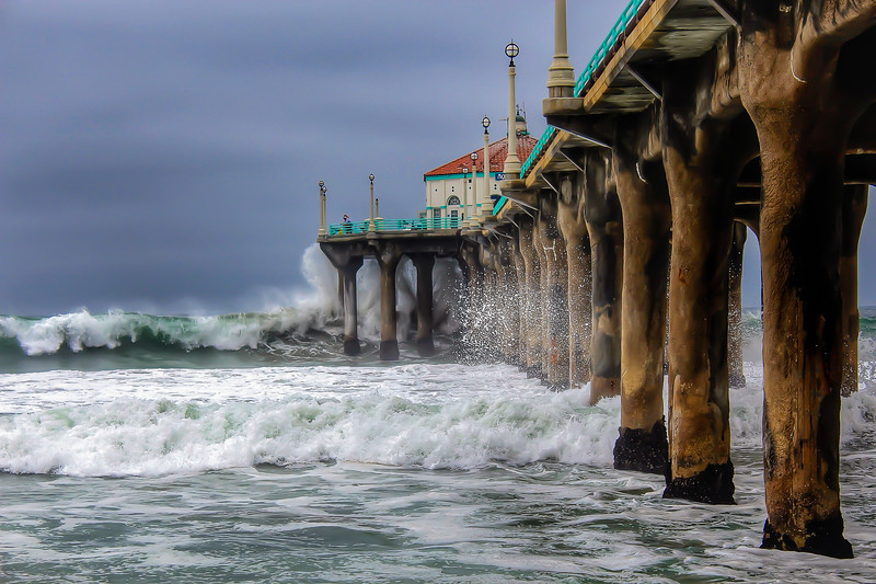 Beaches and Piers