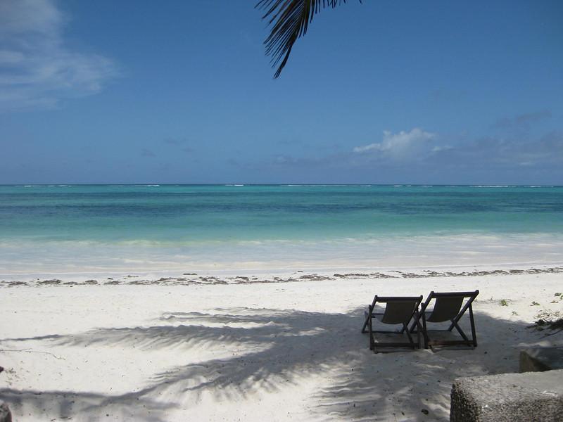 Paje Beach