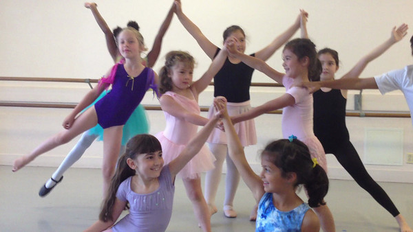 Olivia's ballet 2013