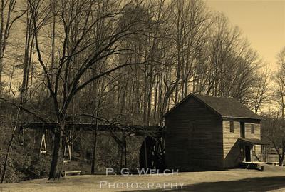 Hagood Mill - Pickens, SC - 20080223