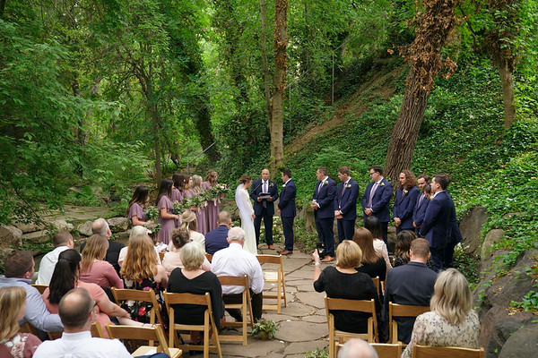 Lucy and Adam Wedding