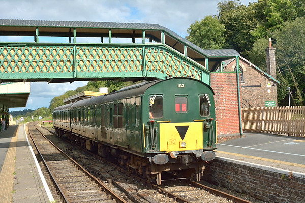Trains August 2014