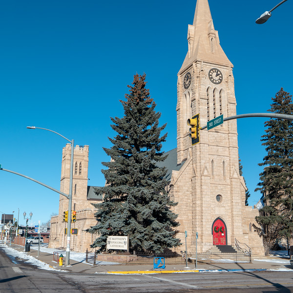 Laramie, WY Church