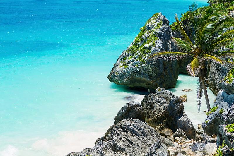 """""""Paradiso Beach"""", Tulum, Mexico"""