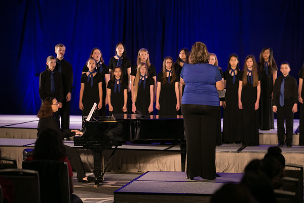 4. Katy Youth Choir