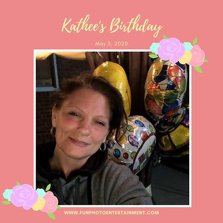 Kathee's Quarantine Birthday