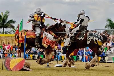 Medieval Faire, Lakes Park 2010