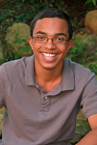 9th Grade Individual Portraits