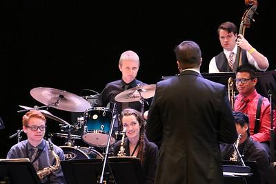 Fullerton College Jazz Festival 4/23/16