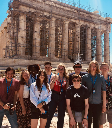 Greece and Italy Summer Travel 2019