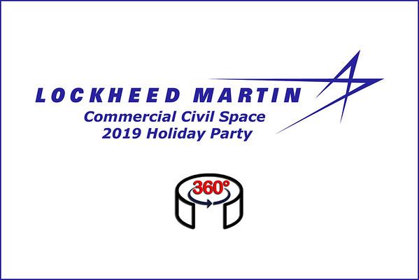 Lockheed Martin Holiday Party 2.7.2019