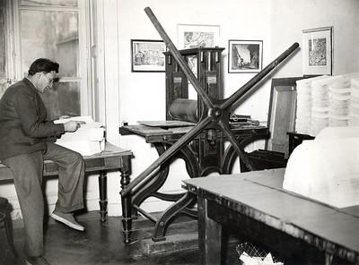 Photographic history of the Tallone press - Storia fotografica della Casa Editrice Tallone